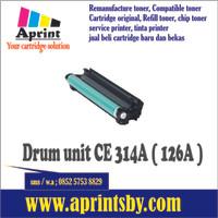 drum unit printer hp 126A ( ce314 ) compatible laserjet imaging cp1025