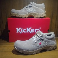 Jual Sepatu Boots Safety / Kickers Delta Tactical / Boot Pria Murah