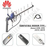 Antena Yagi Modem Huawei E398, E392 TXR 145 15M