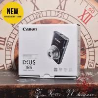 [NEW] CANON IXUS 185 @Gudang Kamera Malang