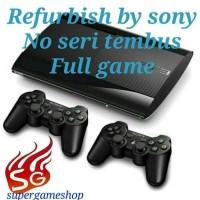 PS3 Super Slim 320GB OFW Full Game REFURBISH by SONY
