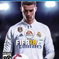 READY STOCK NOW !!! KASET GAME ORIGINAL PS4 FIFA 18 REGULAR REG 3