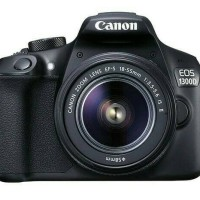 KAMERA CANON EOS 1300D KIT 18-55 IS II (GARANSI RESMI CANON DATASCRIP)