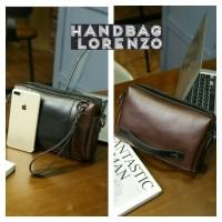 Clutch Bag | Handbag Pria Tas Tangan Pria import -LORENZO-