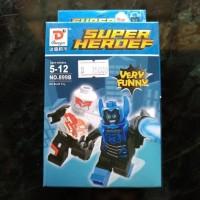 SPIDERMAN 2099 BLUE BEETLE Marvel DC Super Heroes Minifigure lego kw