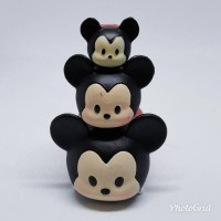 Jual topper cake / patung mainan figure Tsum Tsum Mickey Mouse Murah