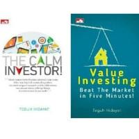 Buku The Calm Investor Dan Value Investing By Teguh Hidayat