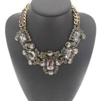 Kalung aksesoris statement necklace branded import zara murah 281