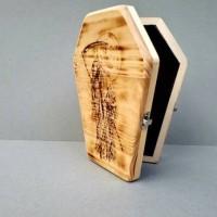 box kayu peti mati