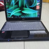 Laptop Acer E1 422 AMD A6 Quad Core Gaming