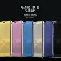 Flip cover Mirror / Flip wallet Autolock View Samsung J6 Flat G920