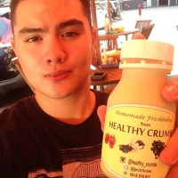 Susu Almond Kental/Favorit Artis/Sehat/Creamy Raw Almond Mylk (275 ml)