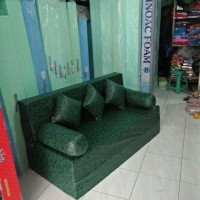 COVER SOFABED UK 200X120X20 CM (bahan OSCAR)