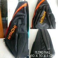 SLING BAG HITACHI