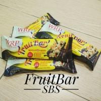 Jual WRP Fruit Bar Apricot Raisin Chocolate / Snack Sereal Diet Sehat Murah