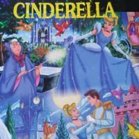 Buku Dongeng Anak Kisah Putri Cinderella