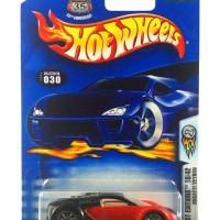 Hotwheels Bugatti Veyron 2003 First Edition