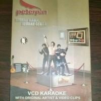 Vcd Karaoke Sebuah Nama Sebuah Cerita - Peterpan - Noah Band