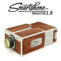 Jual Proyektor Portable Smartphone Carboard Mini Smartphone Projektor 2.0 Murah