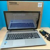 laptop toshiba L50t ( core i5 ,ram 4gb , hdd 500gb, AMD R7 M26 2GB )