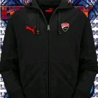 hoodie/zipper/jaket/sweater ducati puma