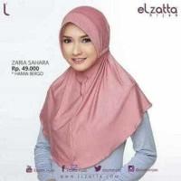 ZARIA SAHARA   Elzatta Hijab   BERGO