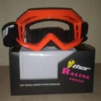 Kacamata Cross THOR Untuk Helm Cross KYT, GM, JPX, INK