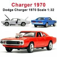 Diecast Miniatur Mobil 1:32 Fast & Furious Miniauto Dodge Charger