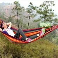 Jual Hammock Colorful Kasur Gantung Camping Single Series Murah