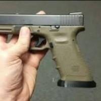 Magazine base tokyo marui glock 17, glock 18 C, murah