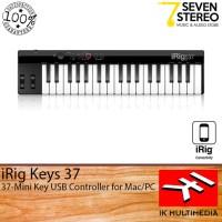 IK Multimedia IRig Keys 37 USB MIDI Keyboard Controller