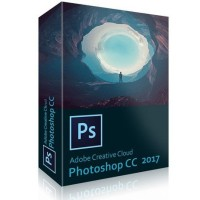 Adobe CC 2017 3in1 Photoshop + Illustrator + Premiere Pro