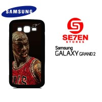 Casing HP Samsung Grand 2 Michael Jordan Custom Hardcase