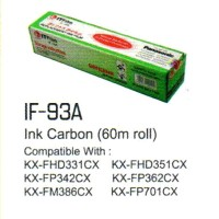 Replacement Ink Film IF-93A FAX Panasonic KX-FHD331 KX-FHD332- KX-FHD3