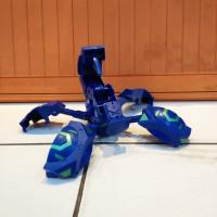 Mainan Bakugan Besar Biru -2 - Loose