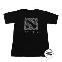 Merchandise Kaos DOTA 2 PREMIUM QUALITY FREE STICKER