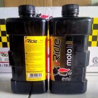 Oli Eni Agip i-Ride Moto 4T 10W40 1L Full Synthetic Made in italy