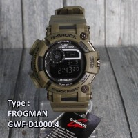 Promo PROMO SALE ... G Shock Frogman Hijau Green Army full digital .