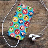 Paul Frank Wallpaper iphone case iphone 6 7 case 5s oppo f1s redmi s6