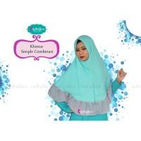 Khimar J1068 I Jilbab I Hijab I Pashmina I Jilbab Segi Empat I Bergo