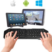 Seenda Universal Bluetooth Keyboard for All Tablet IOS, Android, Windo