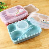 Yooyee 5 Sekat Lunch Box Kotak Makan Sup / Bekal nasi
