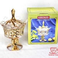 SHINIL TP-5513E/BH1 GOLD CANDY BOX Tempat Permen