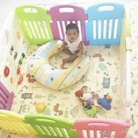 Karpet Anak Playmat Parklon PE Roll Asli Korea