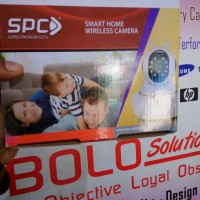 CCTV Wifi/Wireless Portable Baby Camera SPC Pantau Dari Hp Garansi 1T