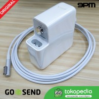 Jual Apple 60W L Magsafe Power Adapter Charger MacBook Pro 13 Original Murah