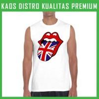 Kaos Singlet/Tanpa Lengan Rolling Stones 2 TPL-ARC96 Pr