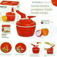 harga Tupperware Quick Chef Tokopedia.com