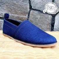 Sepatu Joey Footwear Blur Blue Joey The Footwear Sepatu Slip On