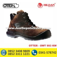 Harga Sepatu Safety Merk Otter Tipe OWT 993 KW